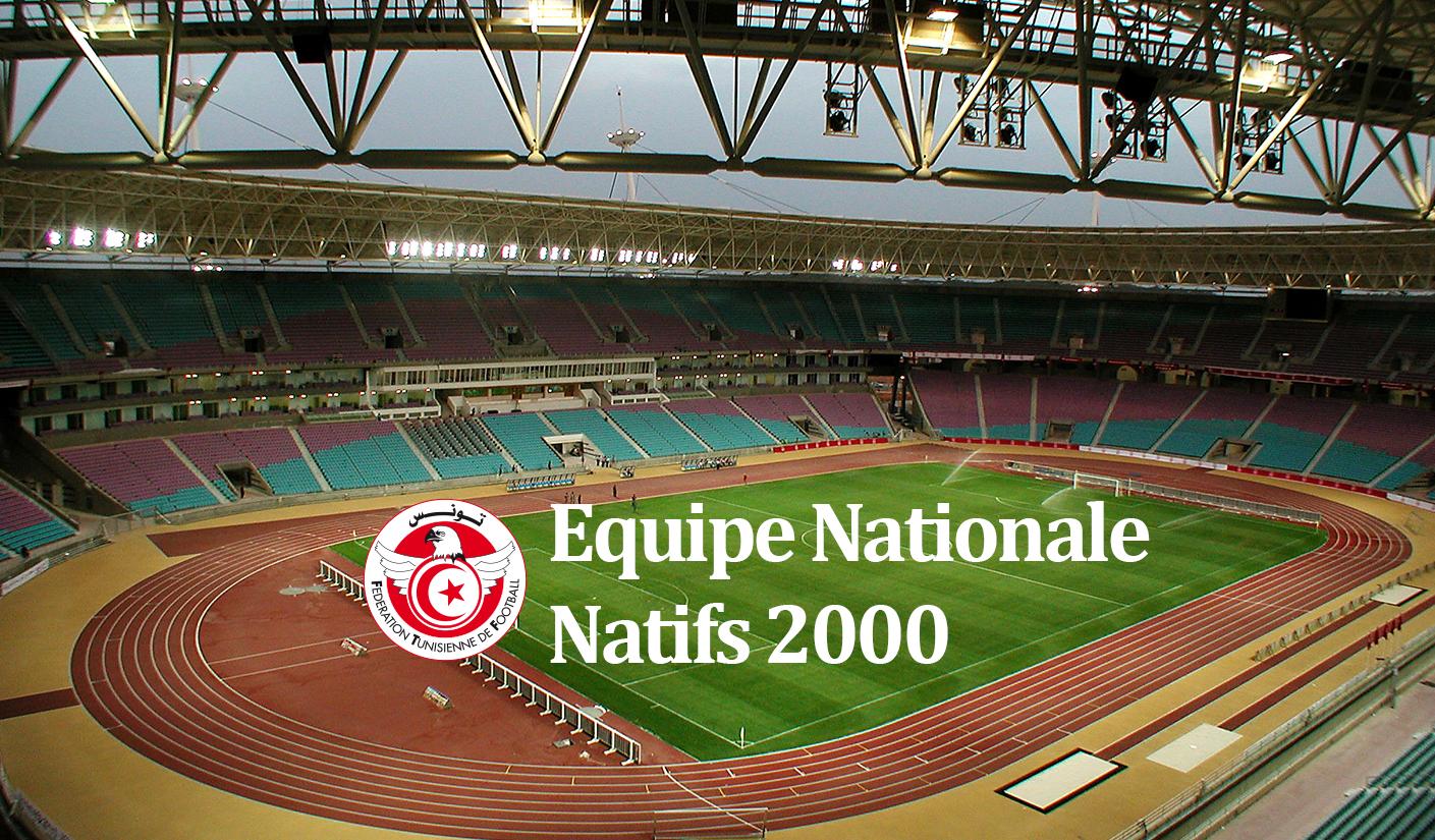 Equipe nationale natifs 2000