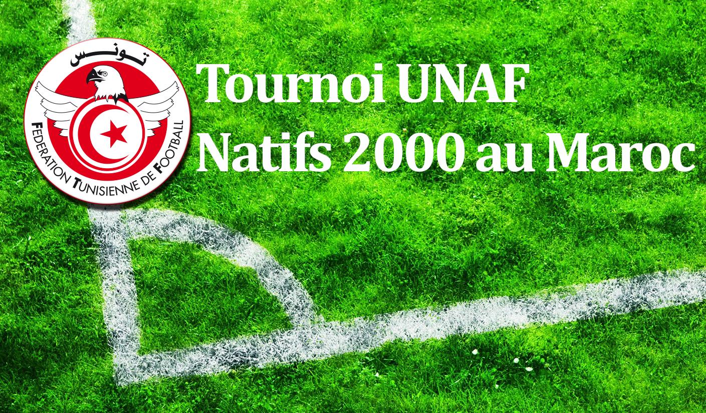 Tournoi UNAF  Natifs 2000