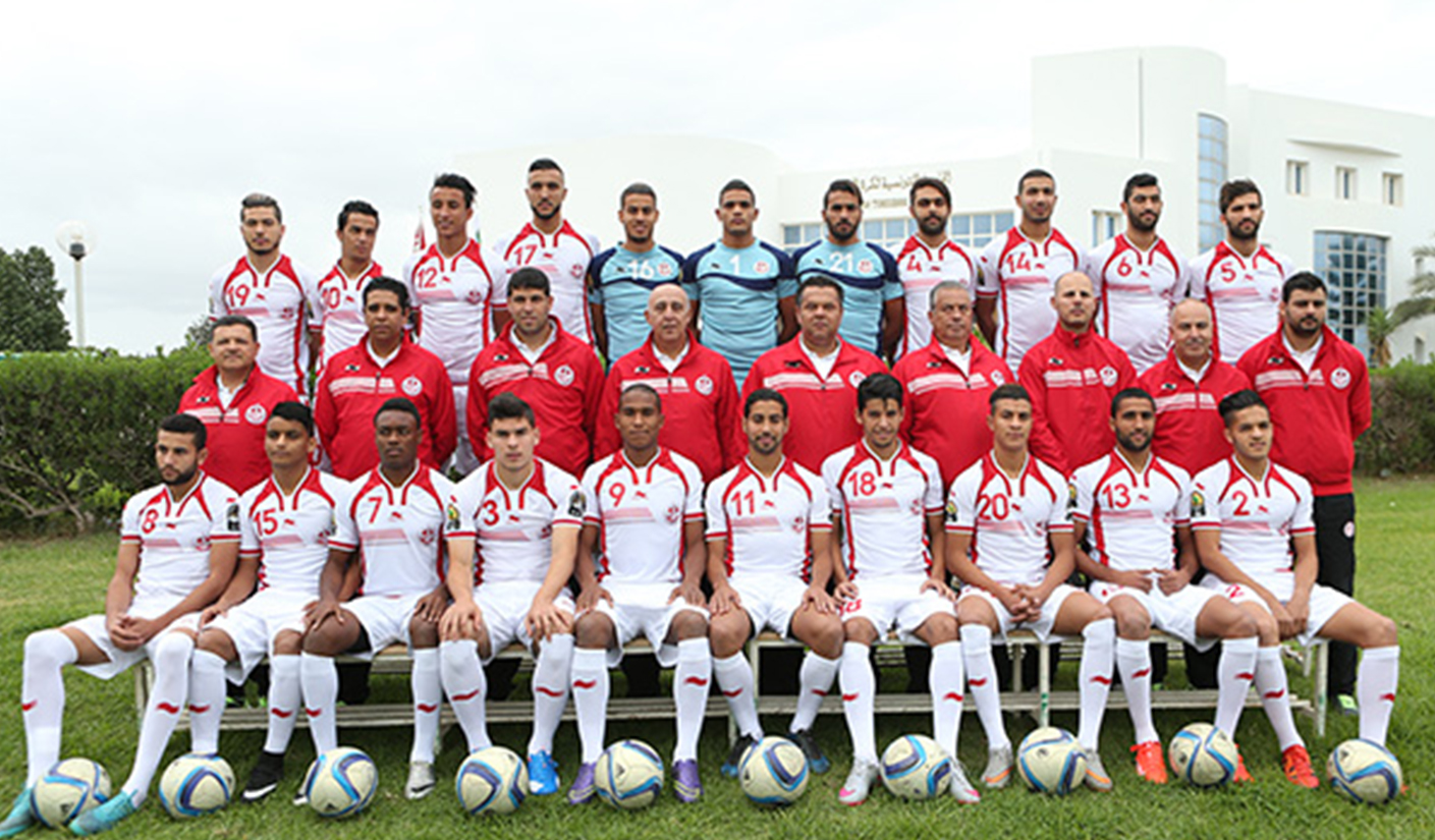 Equipe Nationale Olympique - Photo Officielle