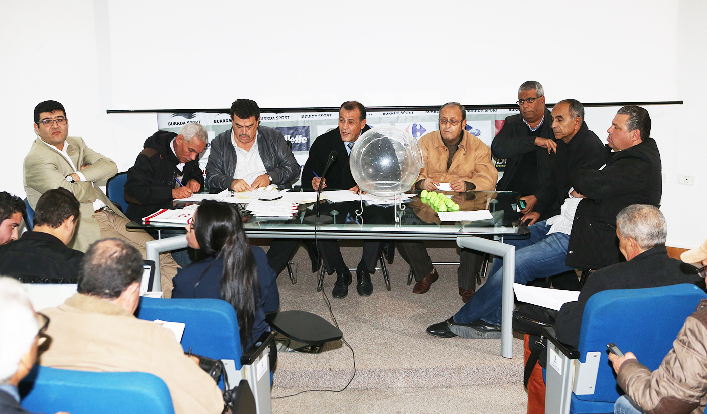 Coupe de tunisie f d ration tunisienne de football - Tirage au sort coupe de la ligue 2015 ...