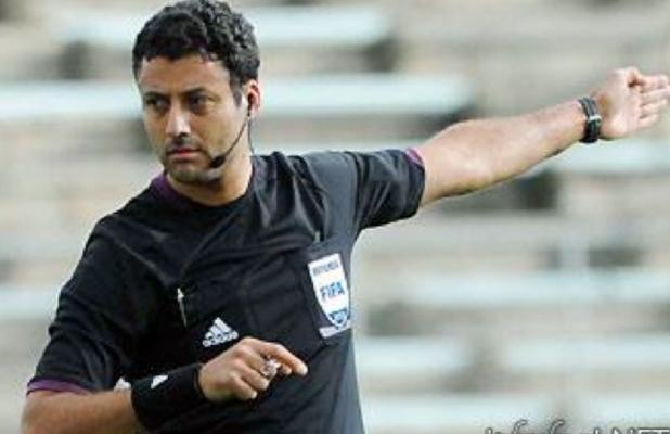Tunisian referee, Youssef   Essrayri