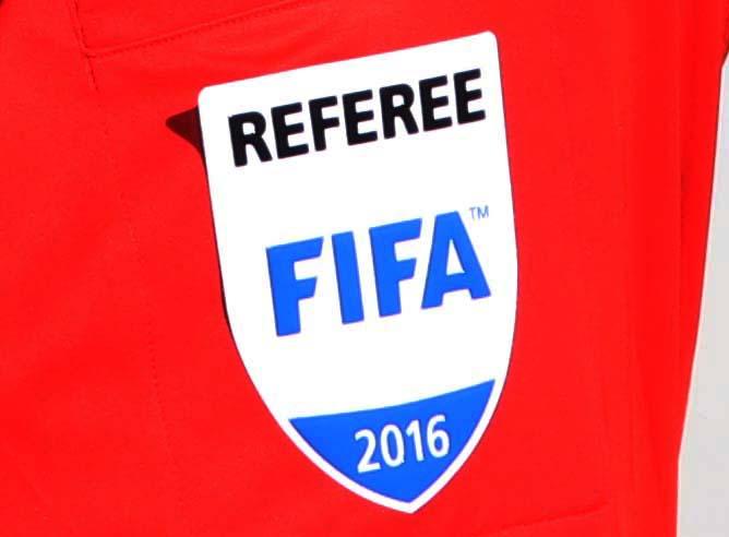 badge arbitre