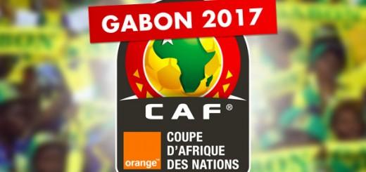 Logo CAN Gabon 2017