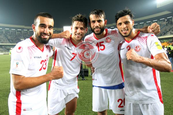 L équipe de tunisie sur la voie royale fédération tunisienne de