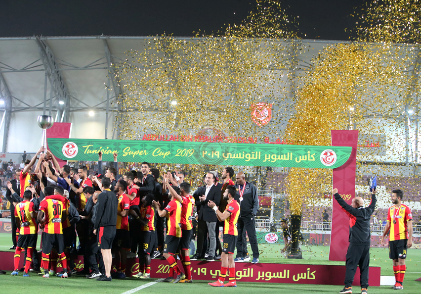 Super Coupe De Tunisie Est Vs Cab 2 1 Album Photos
